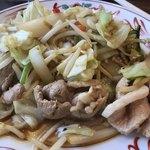 馬鹿旨 - 肉野菜炒め