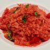 ピエトロ - 料理写真:冷製フローズントマト(カッペリーニ) 980円