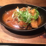 雅しゅとうとう - 豚肉胡麻味噌焼き