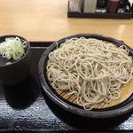 ゆで太郎 - 料理写真:もりそば