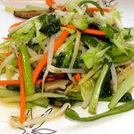 菊華飲茶館 - 15 五目野菜炒め