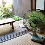 三宅商店 - <7月>レトロな扇風機