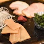 中華そば店 遠州 - 料理写真:塩彩そば