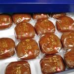 玉澤総本店 - 料理写真:黒砂糖まんじゅう