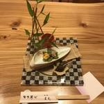 旬味 鮮心 魚屋 富重 - 前菜