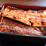 うなぎ匠大川 - 美味しいうなぎを味わいました。
