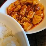 89717096 - 秀逸な、麻婆豆腐❕