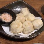 旨唐揚げと居酒メシ ミライザカ - 里芋の唐揚げ