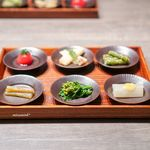 USHIGORO S Nishiazabu - 旬野菜6種
