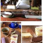 鎌倉山 - デザートはチョイス式