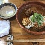 ハイダル - スペシャル チキンロースト(1,500円税別)