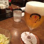 キリンケラーヤマト - ランチビールと言う見慣れない飲み物