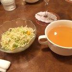キリンケラーヤマト - サラダとスープ