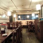 中国家常菜 胡同101 - 2階フロア(厨房は1階)