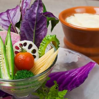 糸島直送農園野菜!