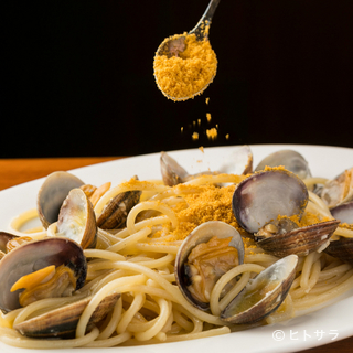 本場イタリアで学んできたシェフが提供する料理