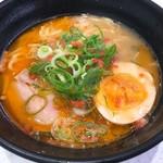 かっぱ寿司 - 料理写真:海老ラーメン(税抜390円)