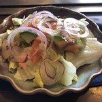 たくみ - 自家製ドレッシングのサラダ