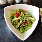 焼肉 牡丹園 - チョレギサラダ