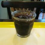 フレッシュネスバーガー - 「アイスコーヒー」です。