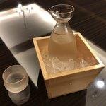 日本料理 花菊 - 春鹿 超辛口 純米酒