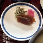 メインダイニングルーム 三笠 - 香の物