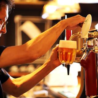 ビールにこだわる!