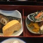 ダイニングステージ 佐海屋 - 鯖塩焼など (´∀`)/ 充実