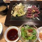 89729729 - ステーキ定食(イチボ)