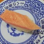 無添くら寿司 - 大トロ 1貫 税込108円(2018.07.23)