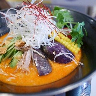 新潟 三宝亭 東京ラボ - 料理写真:冷やし坦々麺