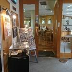 89731248 - レストラン入口