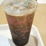フレンド -                                       アイスコーヒー