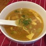 中国料理 パンダ - スープ。