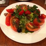 Trattoria SCENA - トマトサラダ