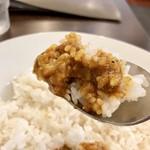 ばんび - カレーとご飯