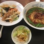 美味館 - 台湾ラーメン+中華飯