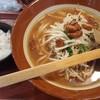 ななし亭   - 料理写真:ベトコンラーメン、ご飯小盛りに変更
