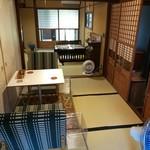 カレーと珈琲の店 ピリカ - 内観写真: