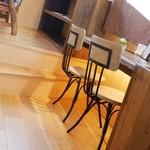 イトウヤカフェ - カウンター席