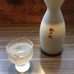 函館ダイニング雅家 - 日本酒冷や