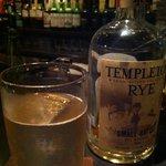 J's Bar 赤坂 - テンプルトン ライ (ライ麦のウイスキー)