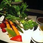 J's Bar 赤坂 - 野菜スティック