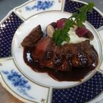 錦牛のサーロインステーキ 100g