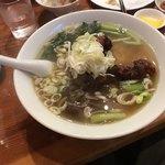 麺味 - パイコウメン 950円