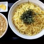 まると - つけ麺(冷)