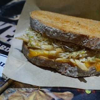 人気のサンドイッチ