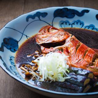 当店名物!鮮魚の「ざるみせ」お好みのお魚をお好みの調理方法で