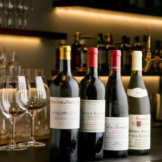 ワインで世界を楽しむ