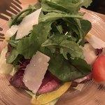 レセボ - ローストビーフサラダ